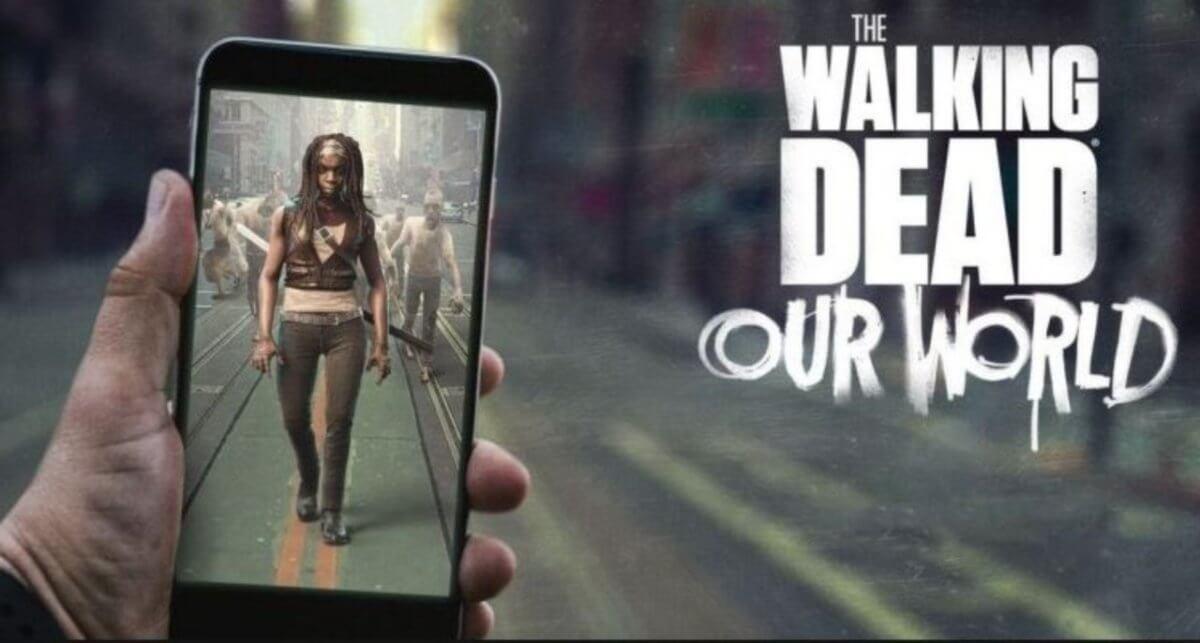 The Walking Dead: Our World - vás nechá pocítit, jaké by to bylo ve skutečnosti