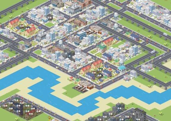 Pocket City - budovatelská strategie ve stylu SimCity, ale bez mikrotransakcí