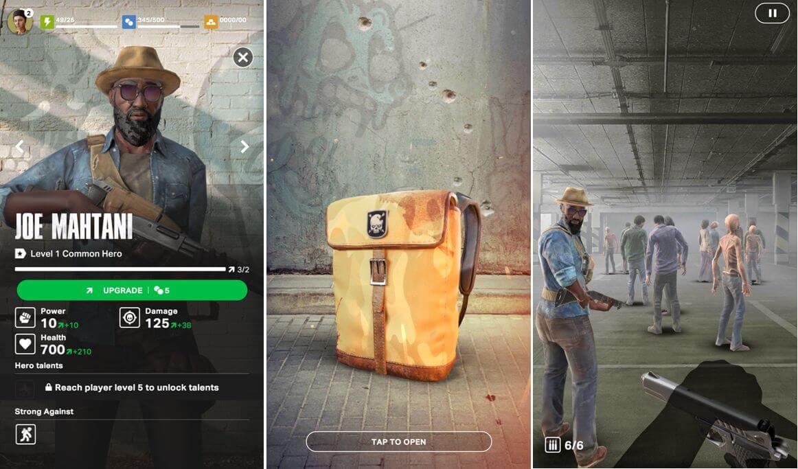 The Walking Dead: Our World - váš první pomocník umí dobře střílet