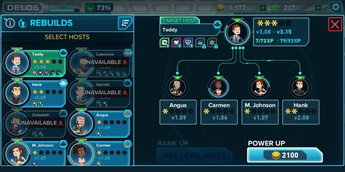 Westworld - vylepšování robotů je klíčová činnost