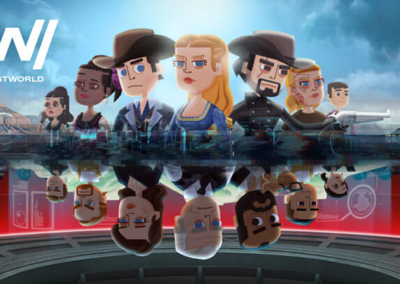 Westworld - skvělá herní poklona jednomu výbornému seriálu