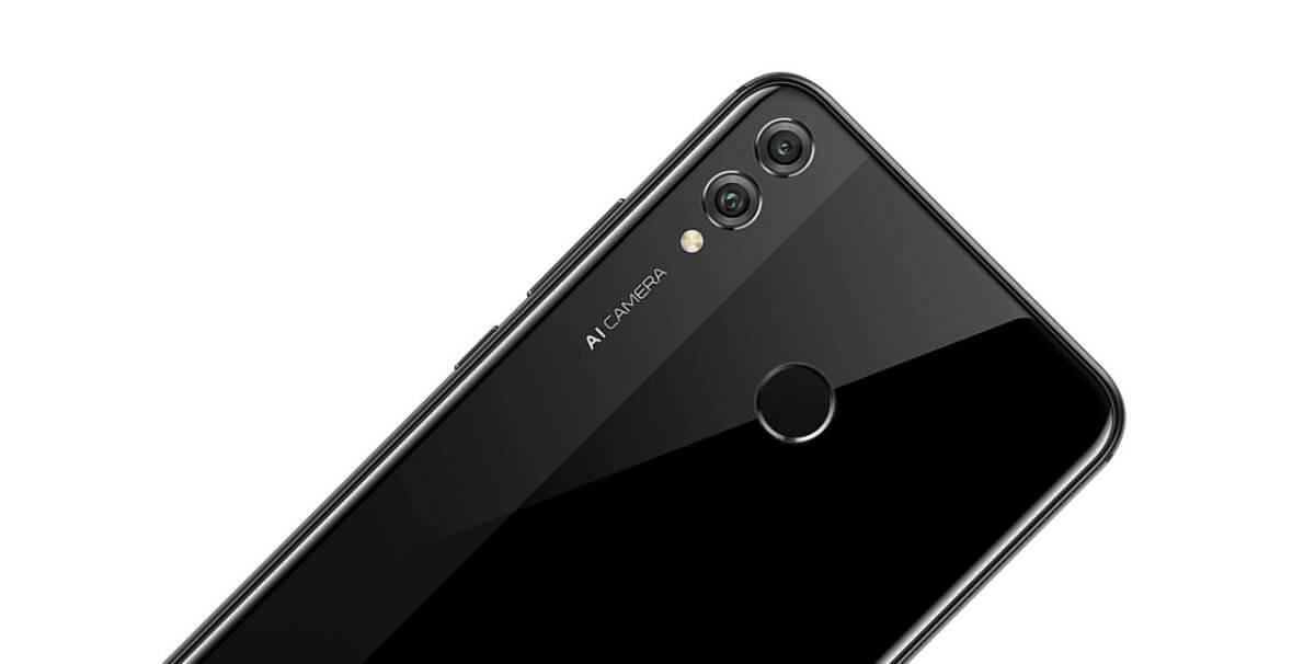 Huawei Honor 8X detail