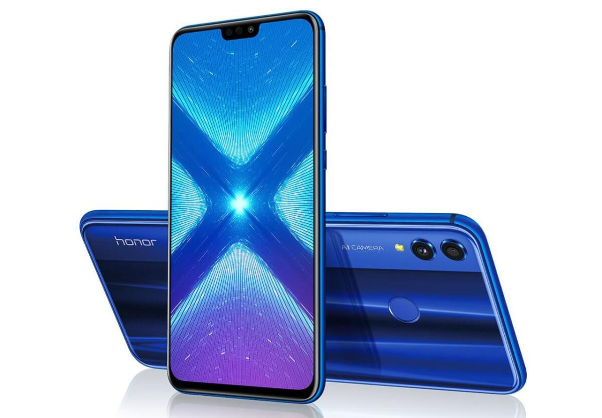Huawei Honor 8X official