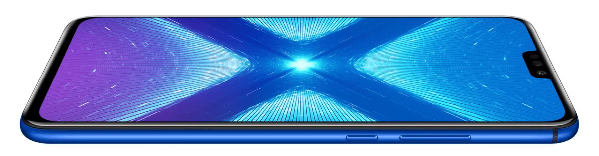 Huawei Honor 8X z boku