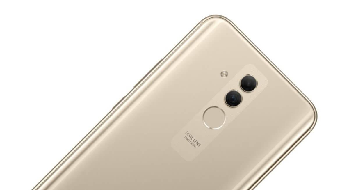 Huawei Mate 20 Lite detail