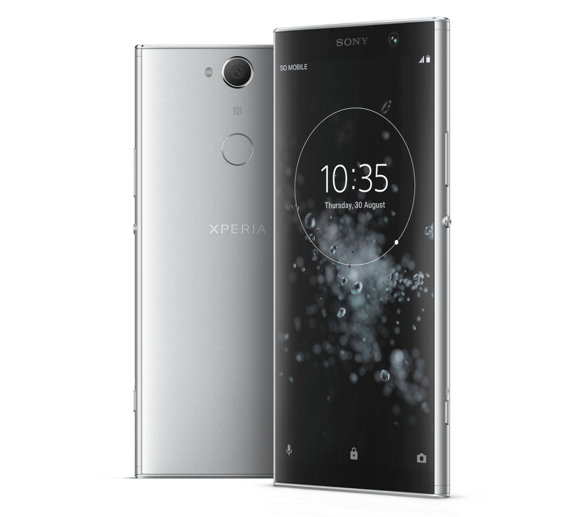 Sony Xperia XA2 Plus official