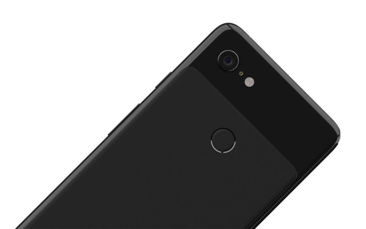 Google PIxel 3 XL detail