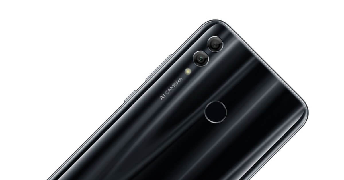 Huawei Honor 10 Lite detail