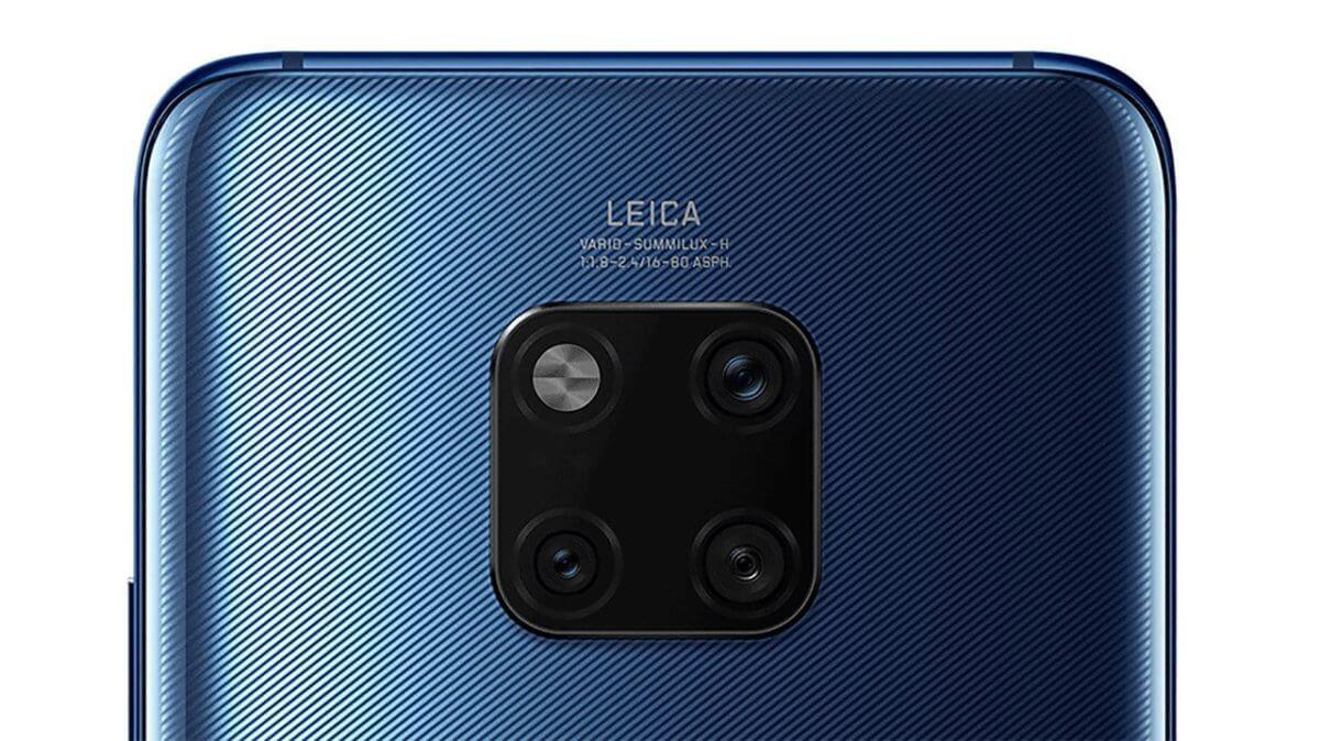 Huawei Mate 20 Pro detail