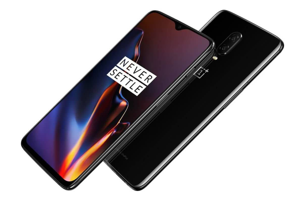 OnePlus 6T official