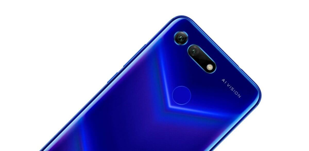 Huawei Honor View 20 detail