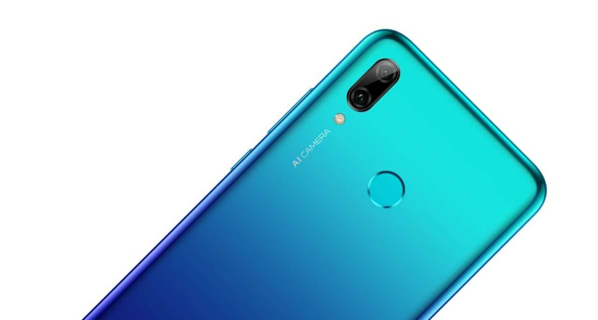 Huawei P Smart (2019) detail
