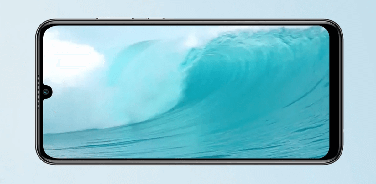 Huawei P Smart (2019) displej