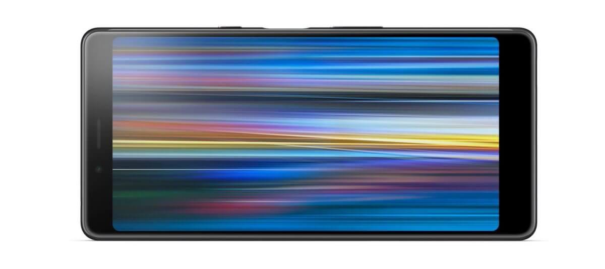 Sony Xperia L3 displej