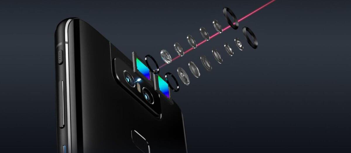 Asus Zenfone 6 ZS630KL kamera