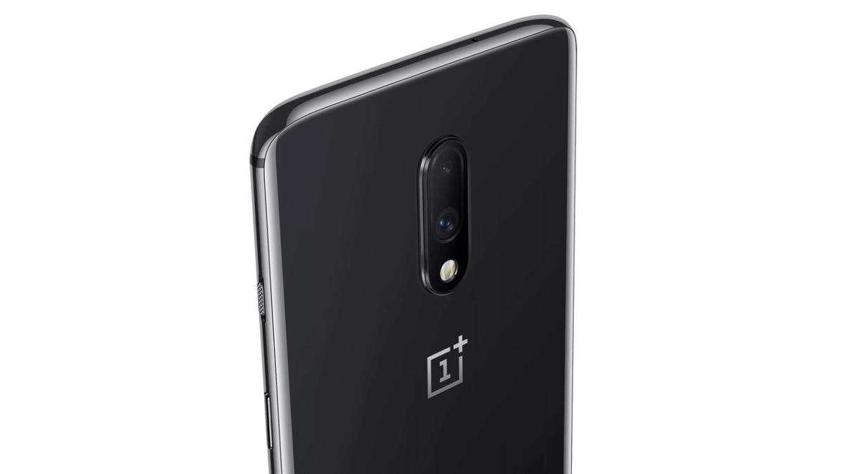OnePlus 7 detail